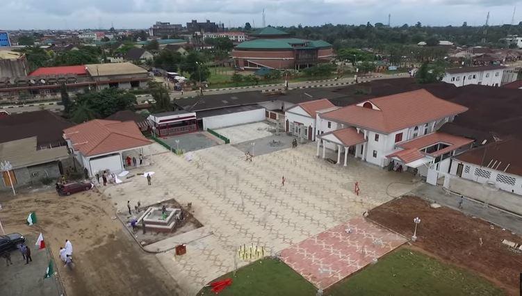 Oba Ewuare II's Palace