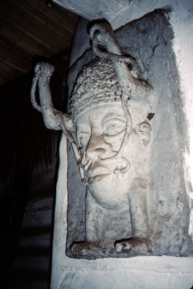 Wall Relief of Ofoe