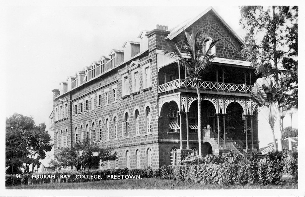 Old Fourah Bay College
