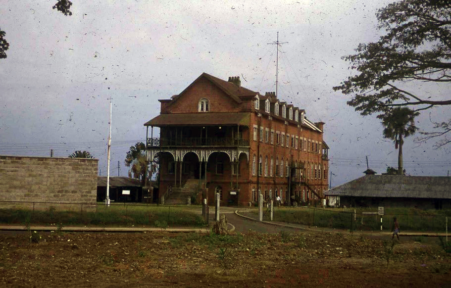 Old Fourah Bay College Building