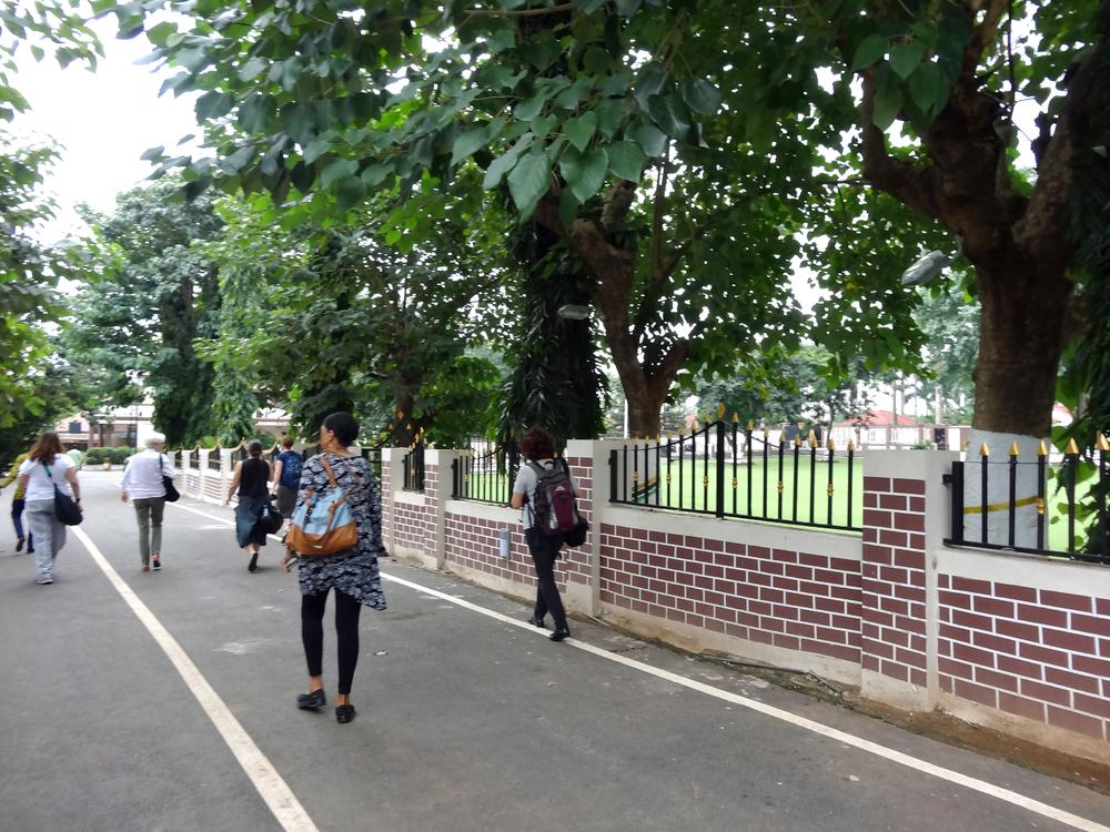 Palace Roadway
