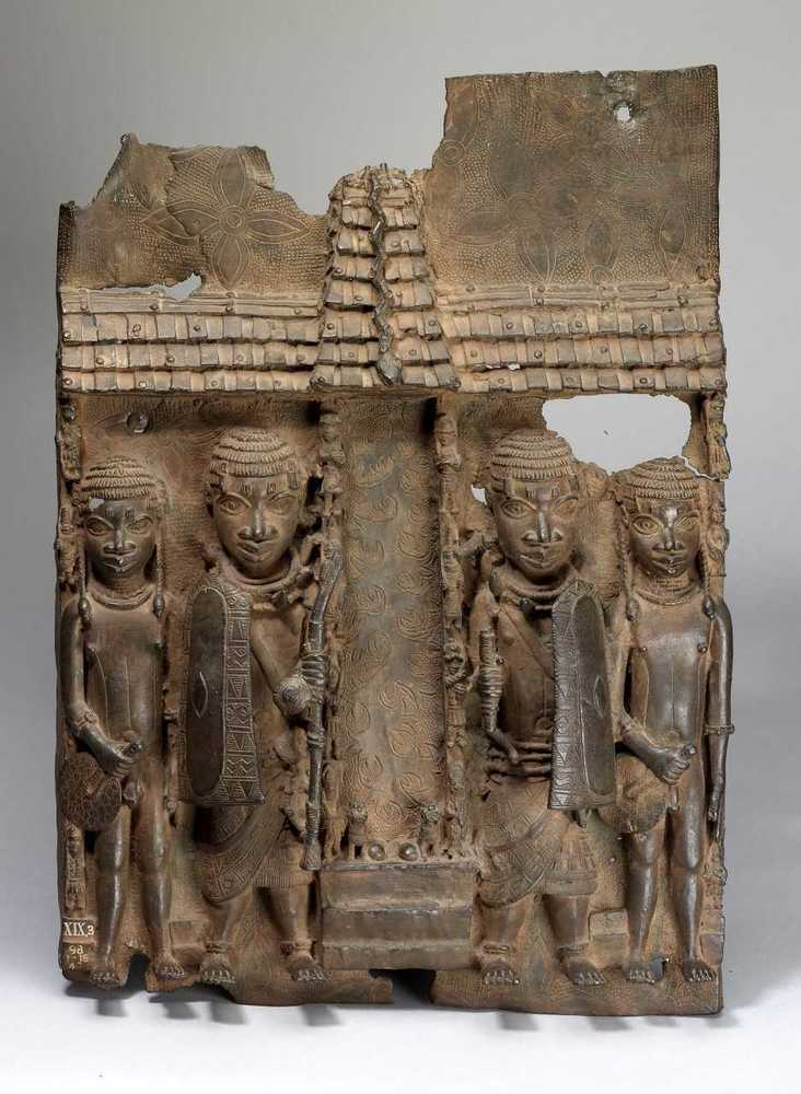 The Oba of Benin's Palace, 16th Century