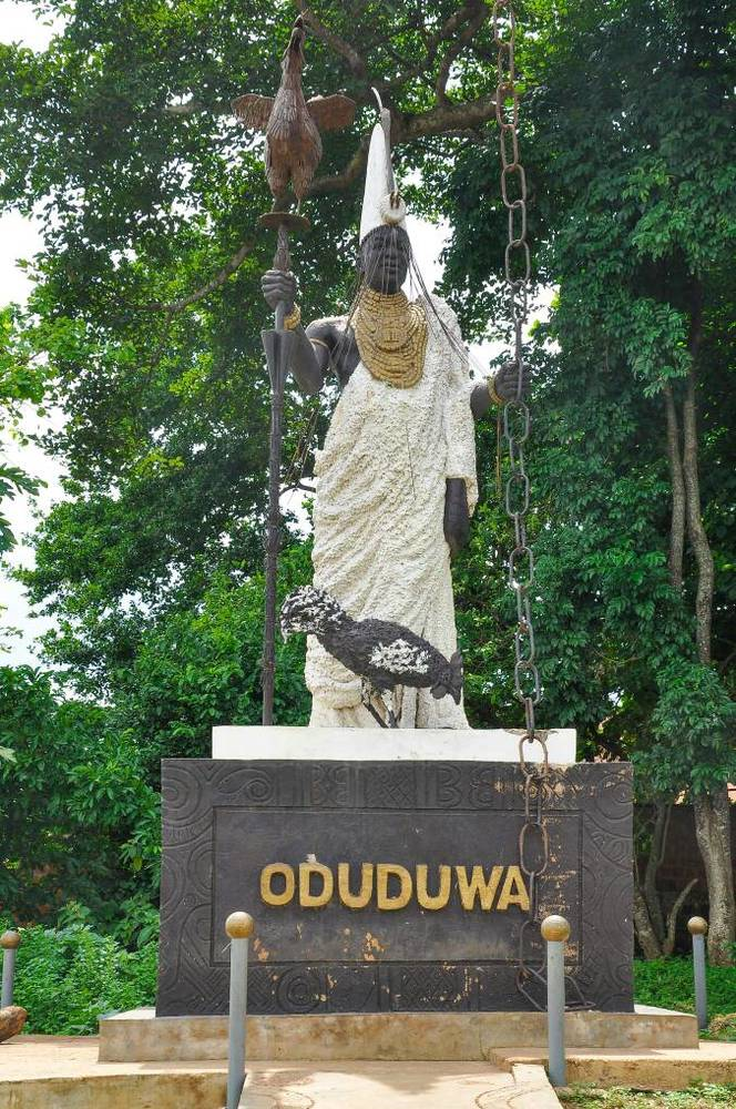 Image result for Oduduwa Afewonro Park
