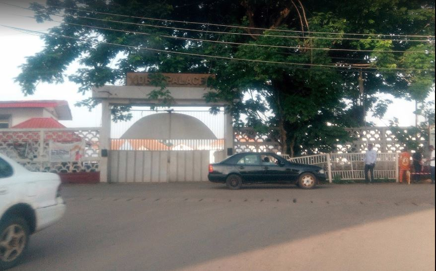 Main Palace Gate