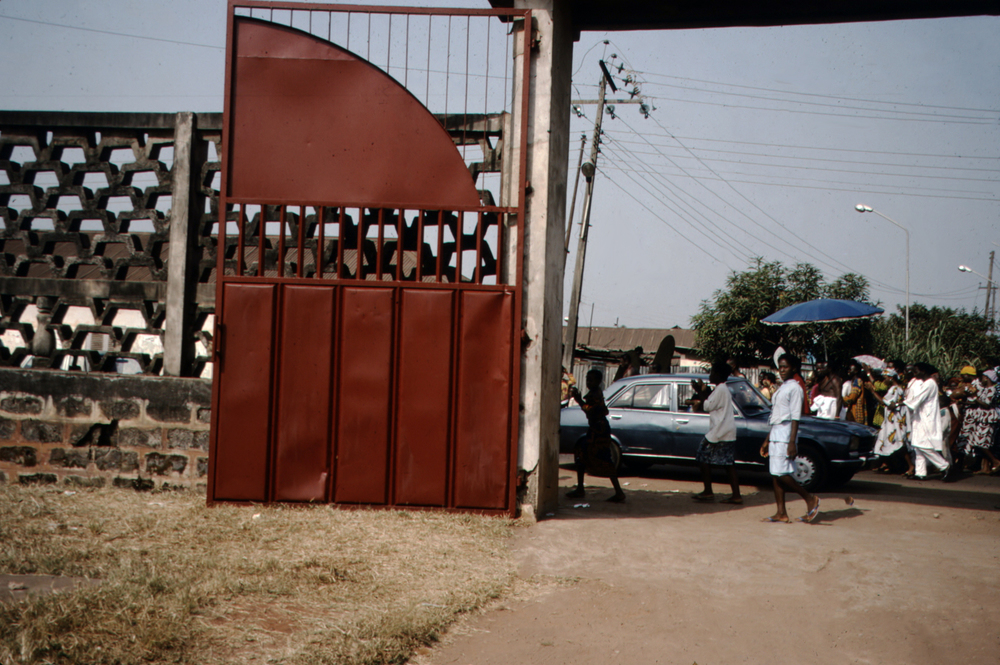 The Main Palace Gate